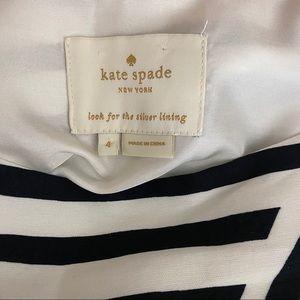 kate spade Dresses - Kate spade Mariella striped bow dress